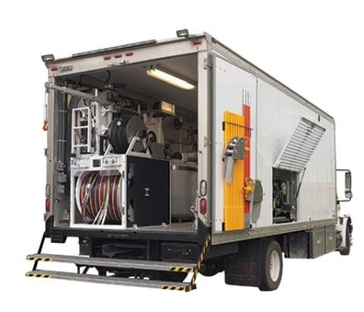 Grout System Truck