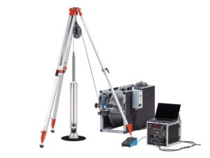 Mobile Water Well Inspection Equipment