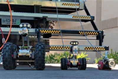 Pathfinder Series Transporters