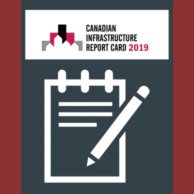 Canadian Infrastructure Report Card