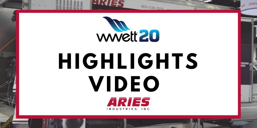 WWETT 2020 Show Highlights Video