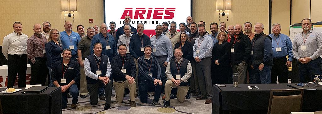 aries industries team