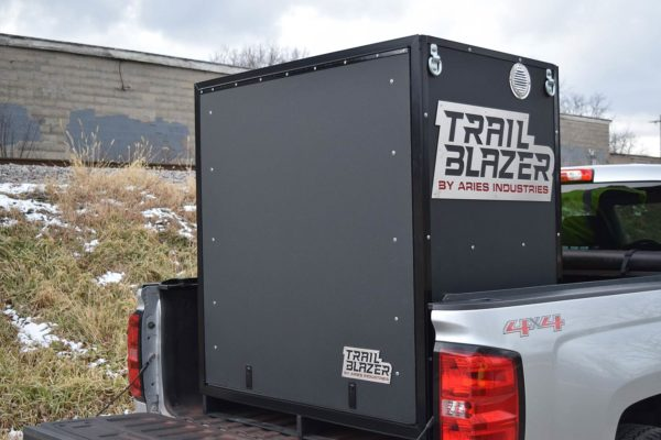 aries atv enclosure truck