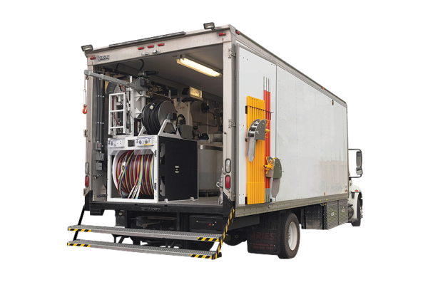 Grouting System Truck