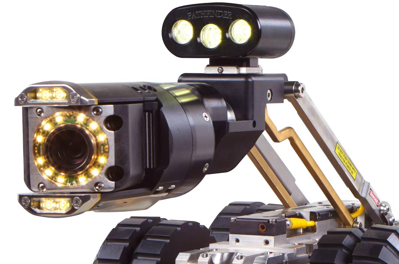 mobile pathfinder camera