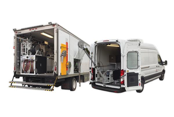 High Cube Trucks, Vans & Trailer