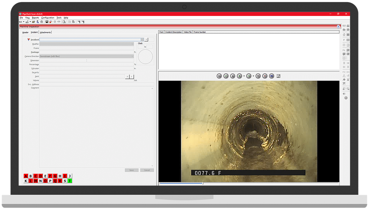 pipetech sewer software