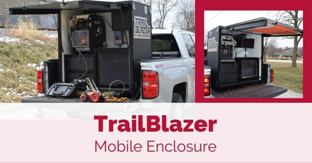TrailBlazer - New Mobile Enclosure