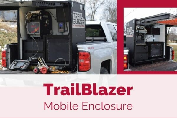 TrailBlazer - New Mobile Enclosure